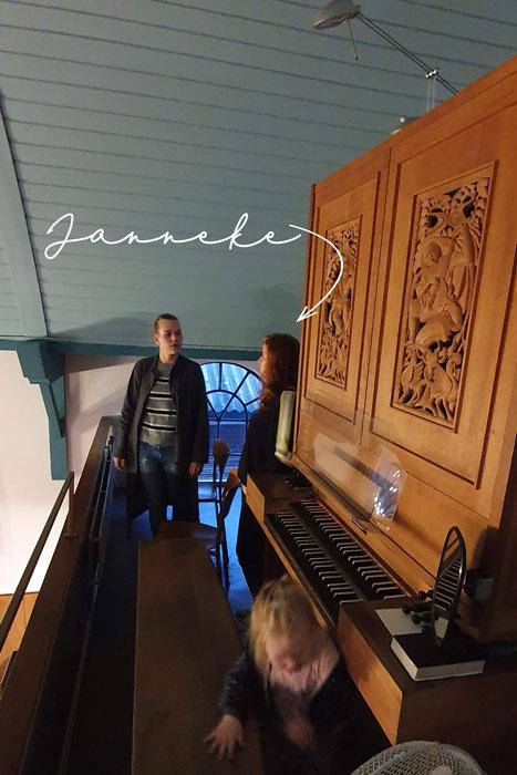 Orgel kerk verbouwen