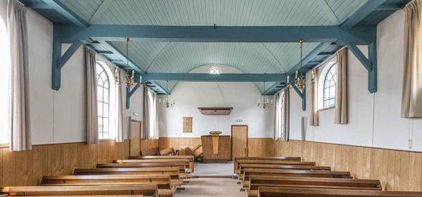 Kerk van binnen