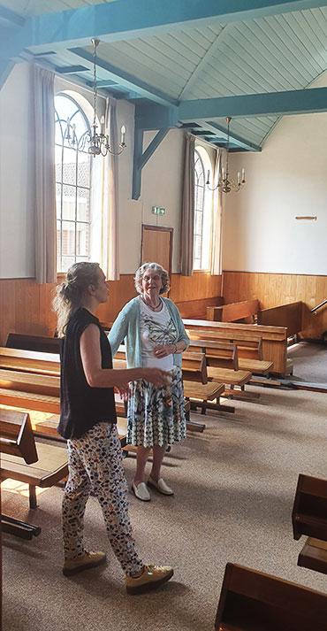 kerk zuidland verbouwen
