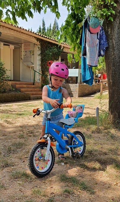 eigen fiets decathlon
