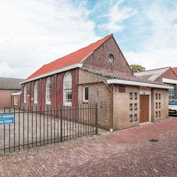 kerk zuidland nissewaard
