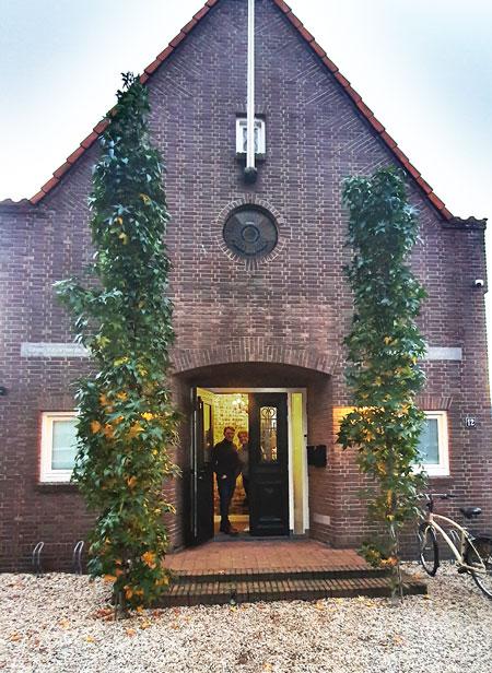 binnen kijken in kerk