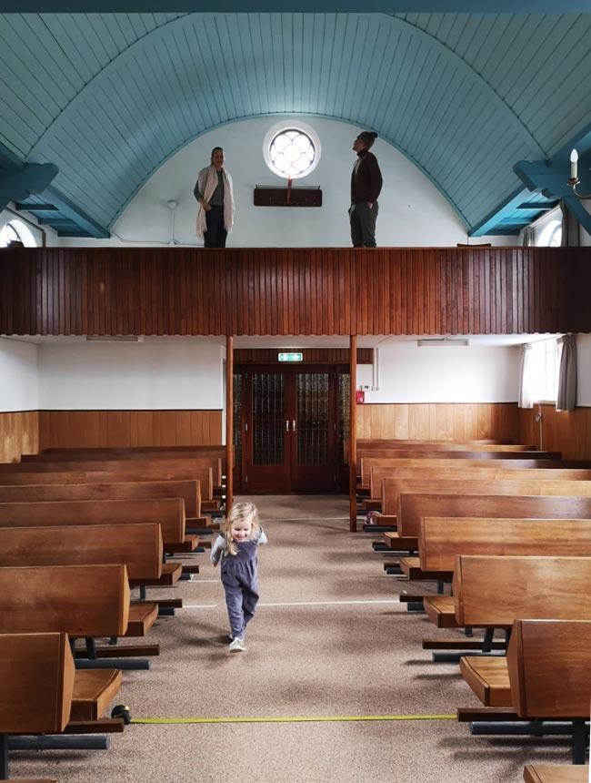 kerk verbouwen