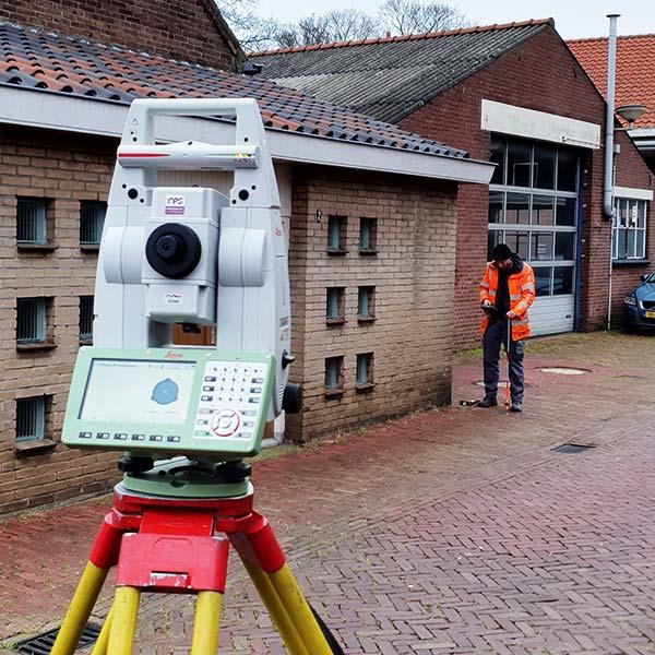 landmeter-digitaal-laser