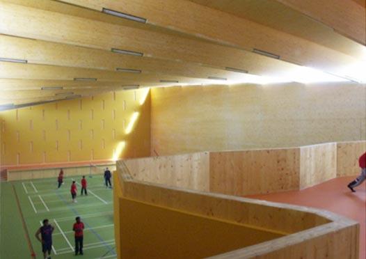 Kingsdale School, Londen (architect: dRMM)
